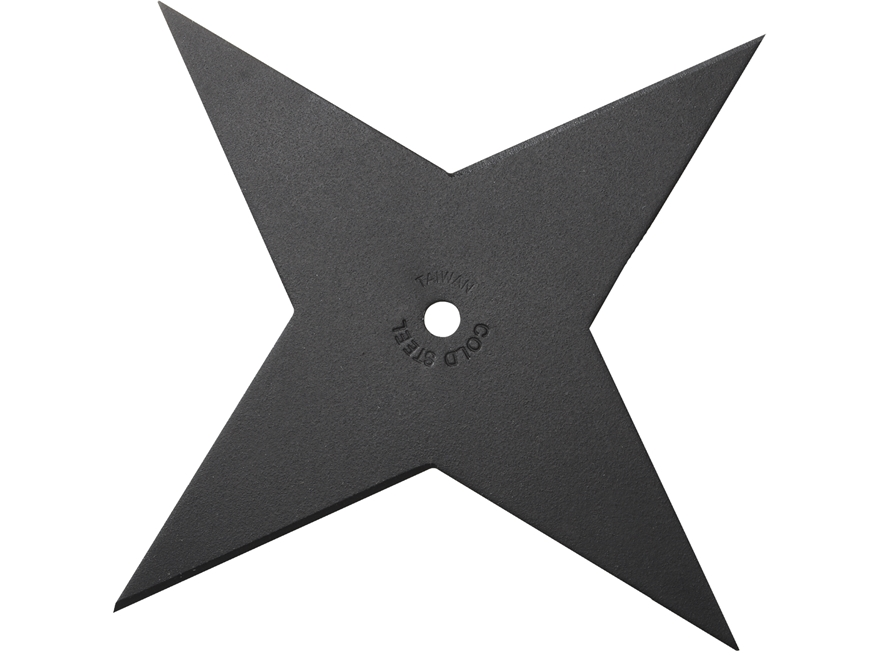 Cold Steel Sure Strike Throwing Star Pack of 3