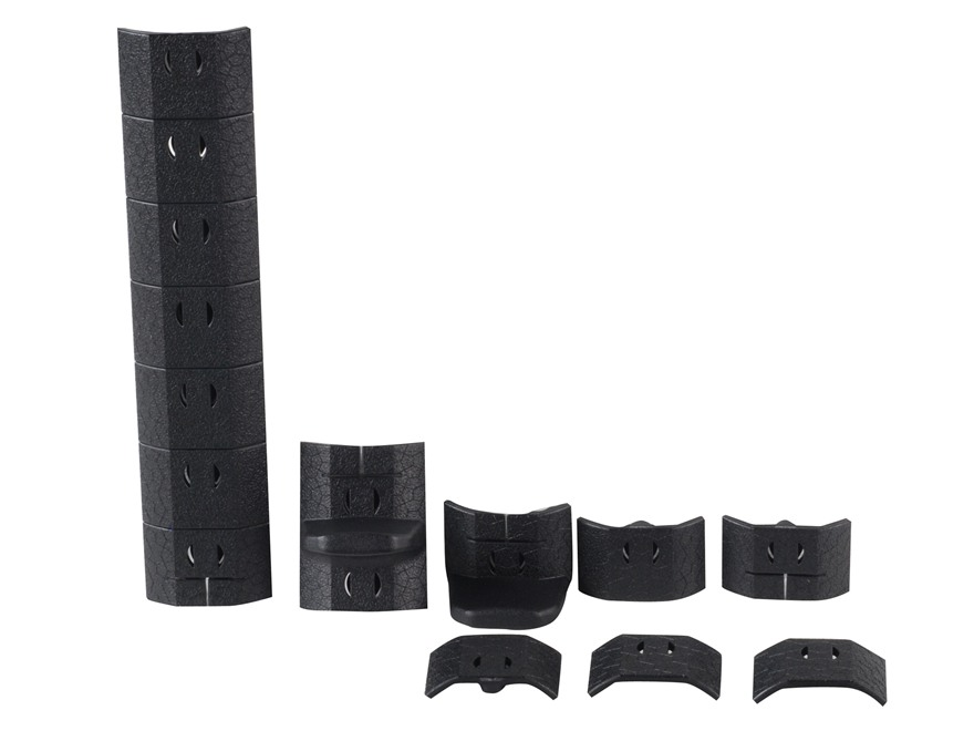 Noveske Polymer Accessory Panel for NSR Handguards 7-Piece Polymer