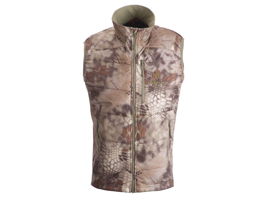 Kryptek Men's Kratos Minus II Insulated Vest Polyester