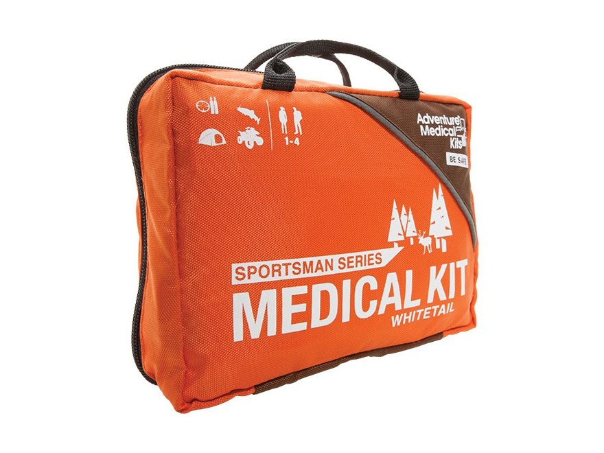 Adventure Medical Kits Sportsman Whitetail 1-4 Person First Aid Kit