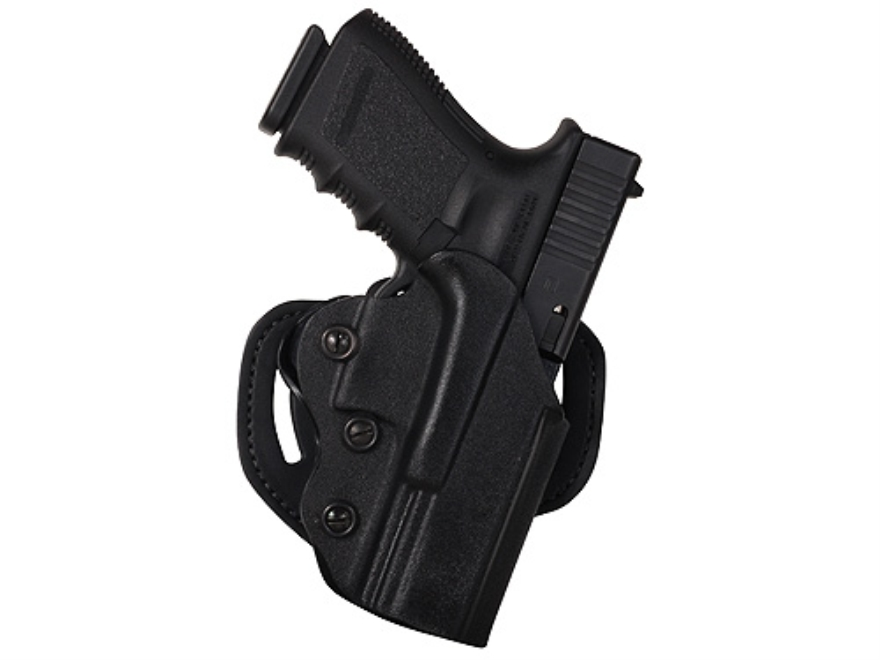 DeSantis Facilitator Belt Holster Right Hand S&W M&P 9, 40 Kydex Black