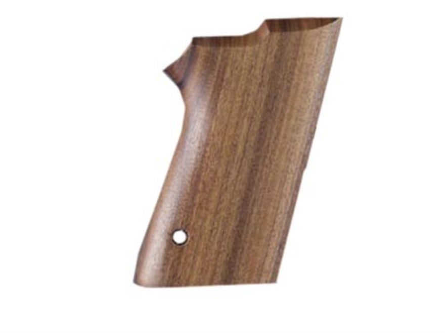 Hogue Fancy Hardwood Grips S&W 6906 9mm, 40 S&W Double Stack