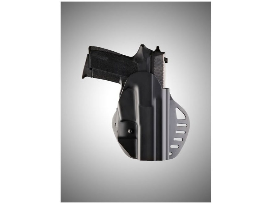Hogue PowerSpeed Concealed Carry Holster Outside the Waistband (OWB) Sig Sauer Sig Pro ...