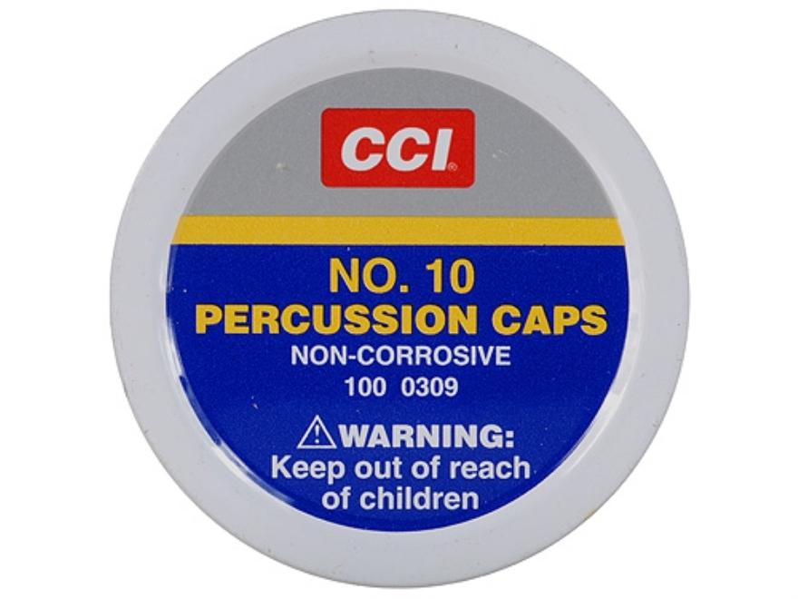 CCI Percussion Caps #10