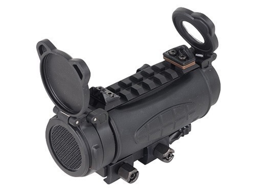 Aimpoint CS Red Dot Sight 26mm Tube 1x 2 MOA Dot with Integrated Picatinny-Style Mount ...