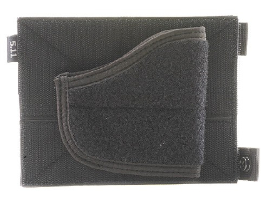 5.11 Tactical Holster Pouch for 5.11 Tactical Vest or Shirt Small, Medium Frame Pistols...
