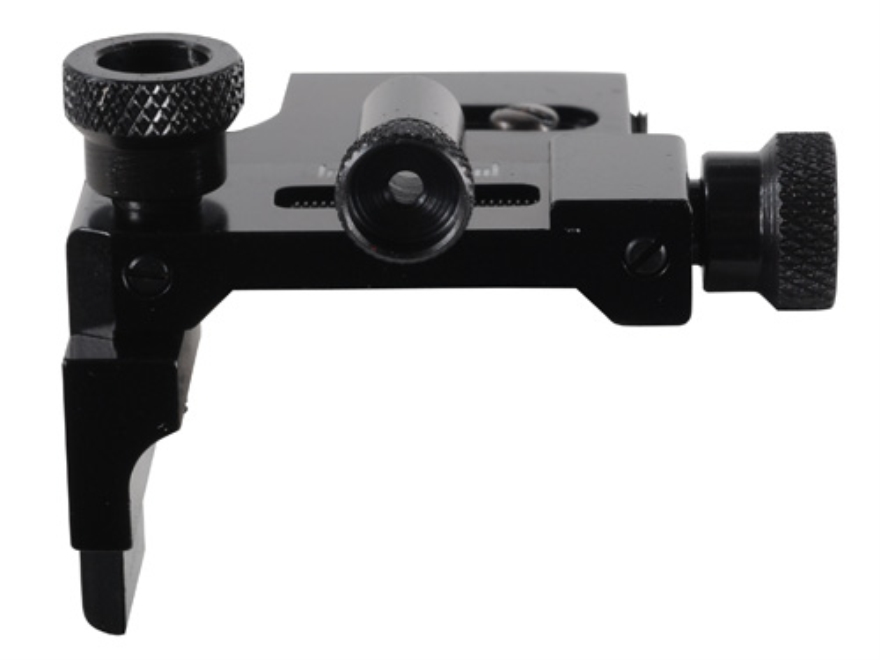 Williams FP-GR Receiver Peep Sight with Target Knobs Airguns, 22 Rifles with Dovetail G...