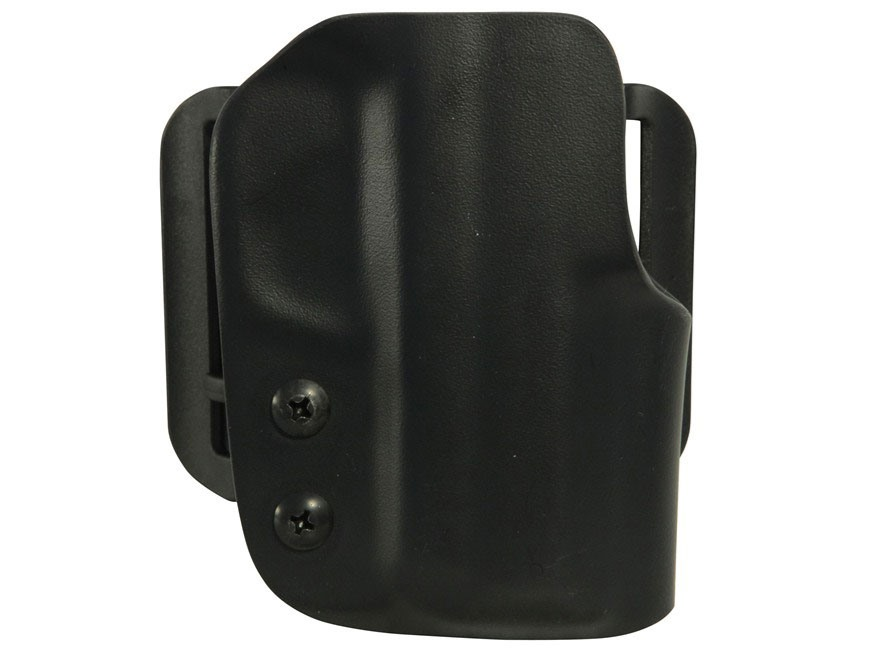 Blade-Tech ASR Outside the Waistband Holster Right Hand Walther P5 Kydex Black