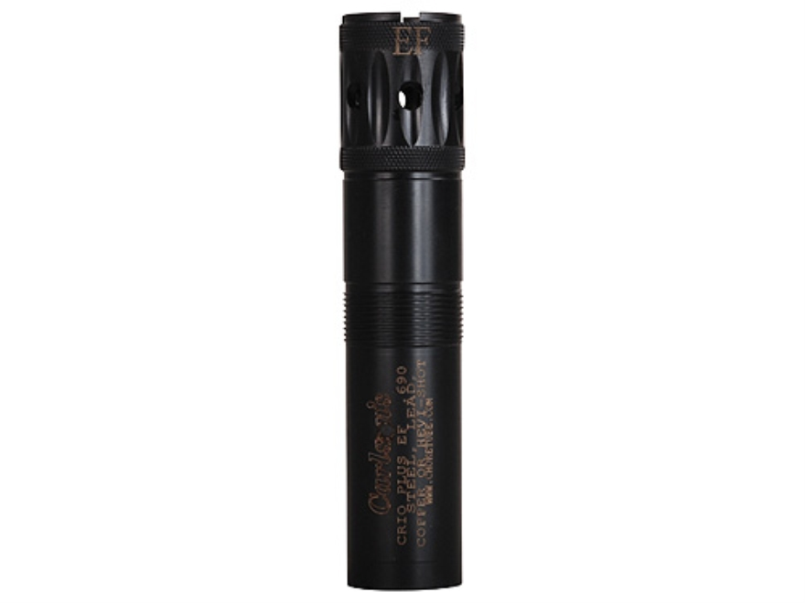 Carlson's Sporting Clays Extended Ported Choke Tube Benelli Crio Plus 12 Gauge