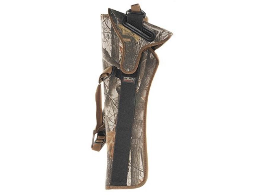 Uncle Mike's Sidekick Bandolier Scoped Pistol Holster Right Hand Thompson Center Conten...
