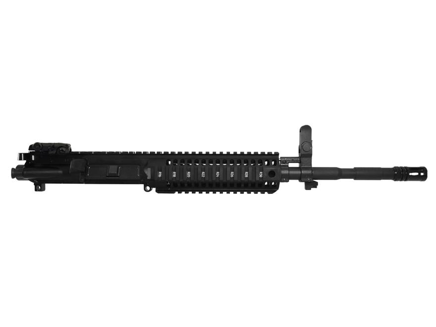 "Colt AR-15 Pistol Upper Receiver Assembly 5.56x45mm NATO 14.5"" Barrel Monolithic Rail F..."