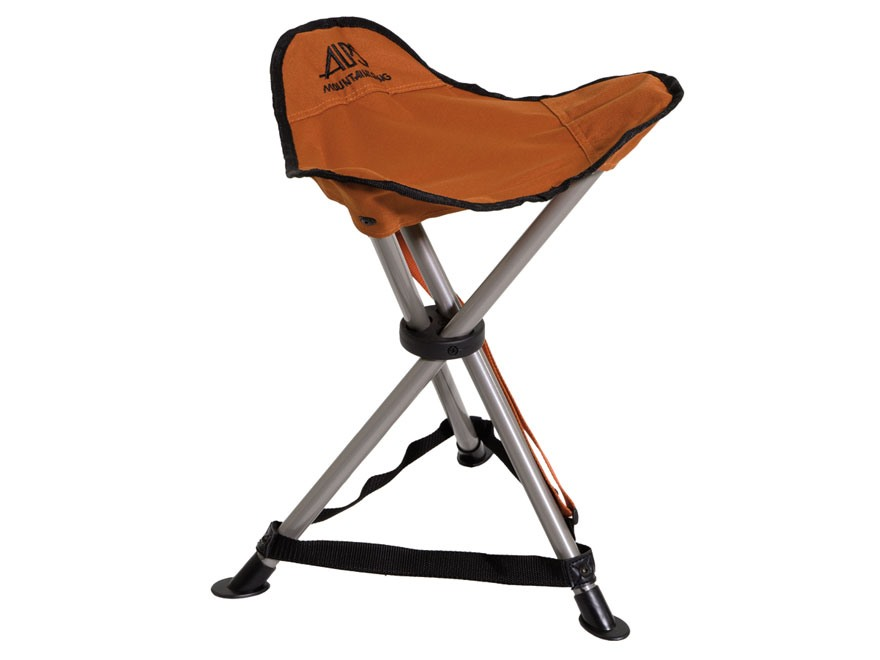 ALPS Mountaineering Tri-Leg Camp Stool/Chair Rust