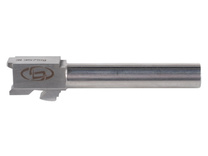 "Storm Lake Barrel Glock 31 357 Sig 1 in 16"" Twist 4.49"" Stainless Steel"