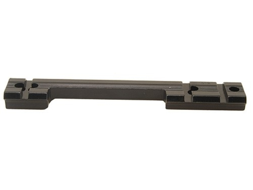 Ironsighter 1-Piece Weaver-Style Scope Base Remington 7 Gloss
