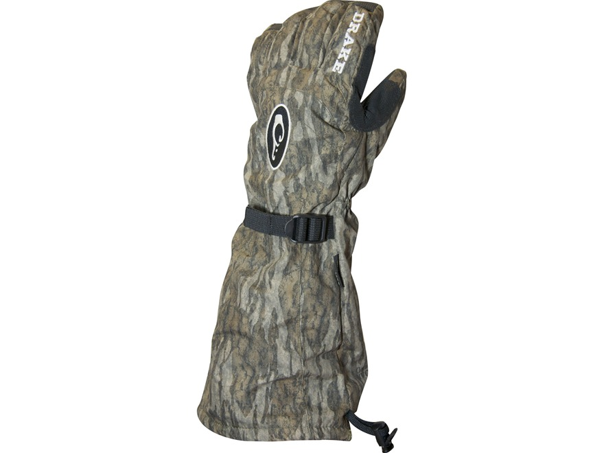 Drake Double Duty Waterproof Decoy Gloves Polyester