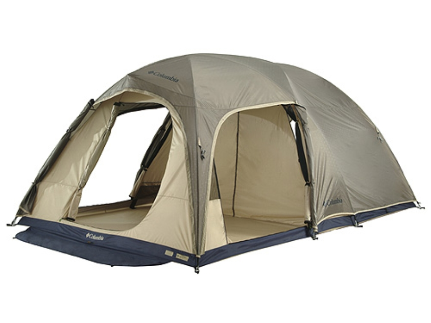 Columbia Conrad Ridge 8 Man Double Dome Tent Polyester 180  x 120  ...  sc 1 st  MidwayUSA & Columbia Conrad Ridge 8 Man Double Dome Tent - UPC: 2700151787