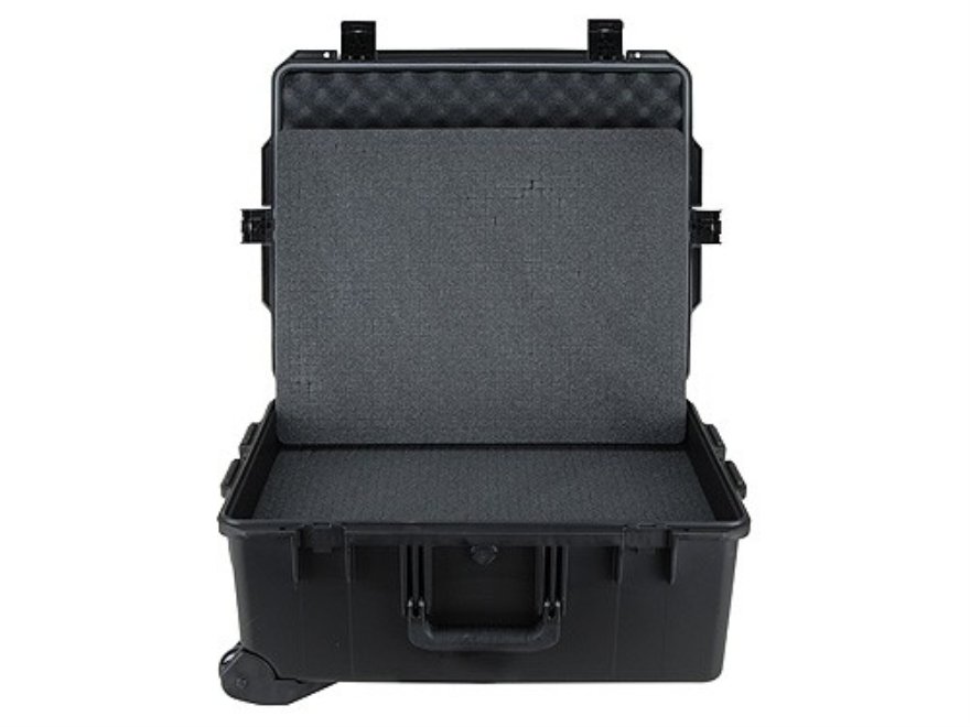 "Pelican Storm iM2720 Accessories Case with Pre-Scored Foam Insert and Wheels 22"" x 17"" ..."