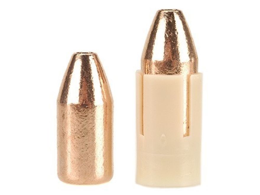 Barnes Expander Muzzleloading Bullets 45 Caliber Sabot with 40 Caliber 195 Grain Hollow...