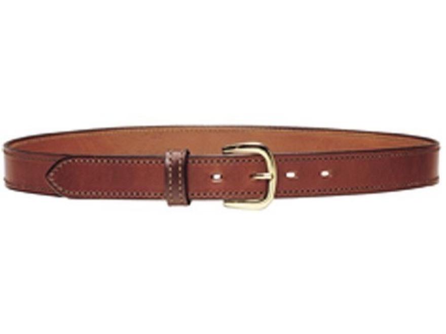 bianchi b26 professional belt 1 1 2 brass buckle leather