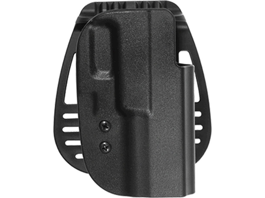 Uncle Mike's Paddle Holster Right Hand 1911 Government Kydex Black
