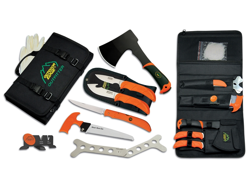 Outdoor Edge The Outfitter 8 Piece Set
