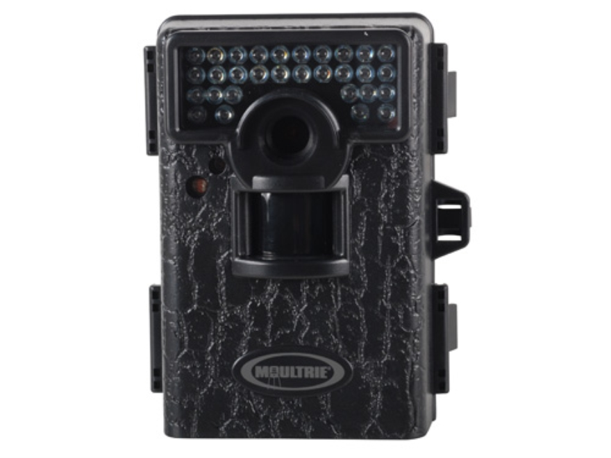 Moultrie Game Spy M-80XT Infrared Game Camera 5.0 Megapixel Black
