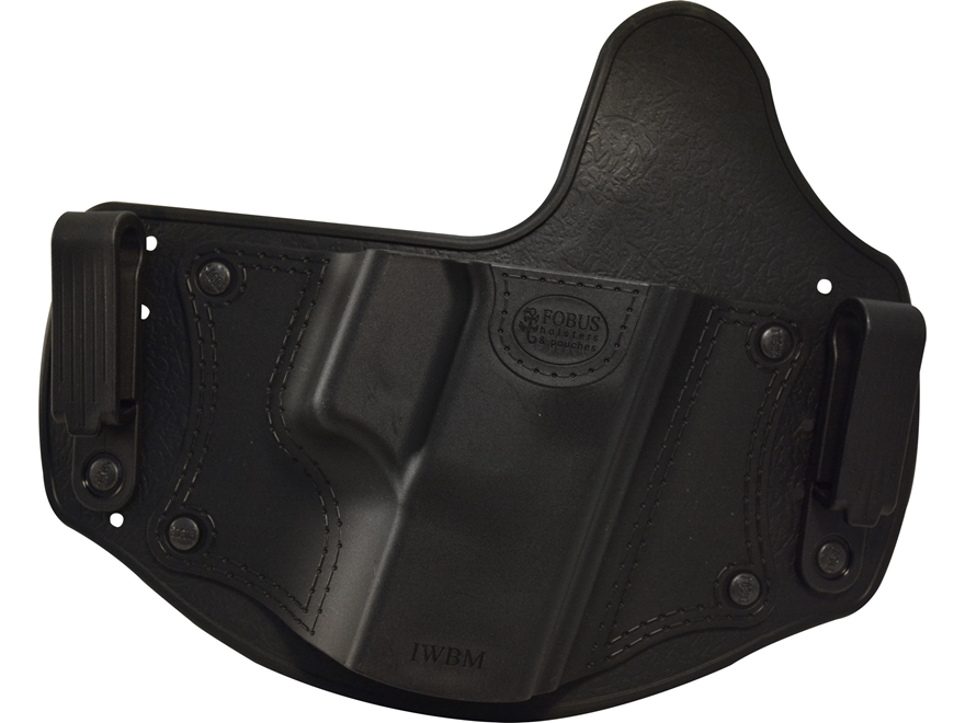 "Fobus Universal Inside the Waistband Holster Combat Cut Right Hand Medium Frame 3"" to 4..."