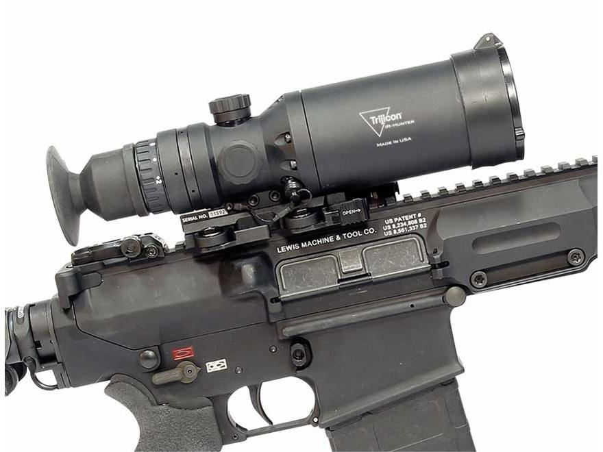 Trijicon IR Hunter MK3 Thermal Rifle Scope 4.5x 60mm 640x480 Dual Lever Quick-Detachabl...