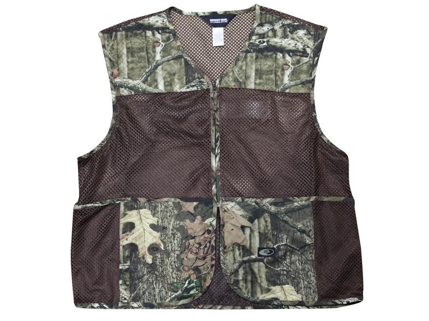 Walls Men's Dove Hunting Vest Cotton Polyester Blend Mossy Oak Infinity Camo