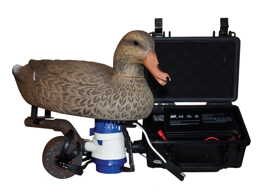 Higdon Swimmer Mallard Hen Motion Duck Decoy
