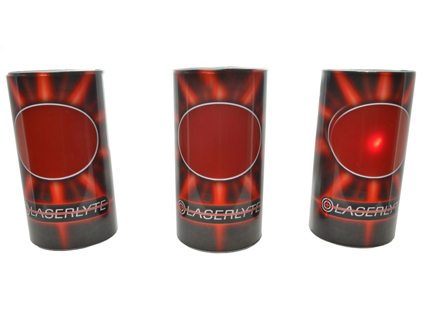 LaserLyte Plinking Can Laser Trainer Target Pack of 3