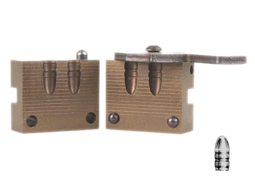 Saeco Bullet Mold #302 30 Caliber (309 Diameter) 120 Grain Round Nose Gas Check