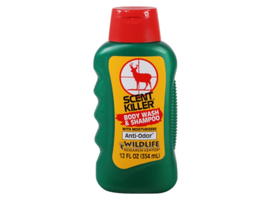 Wildlife Research Center Scent Killer Scent Elimination Soap Liquid 12 oz