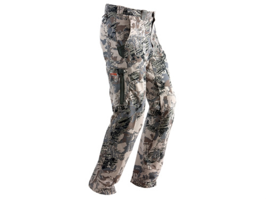 Sitka Gear Men's Ascent Tall Pants Polyester Gore Optifade Open Country Camo 38 Waist 3...