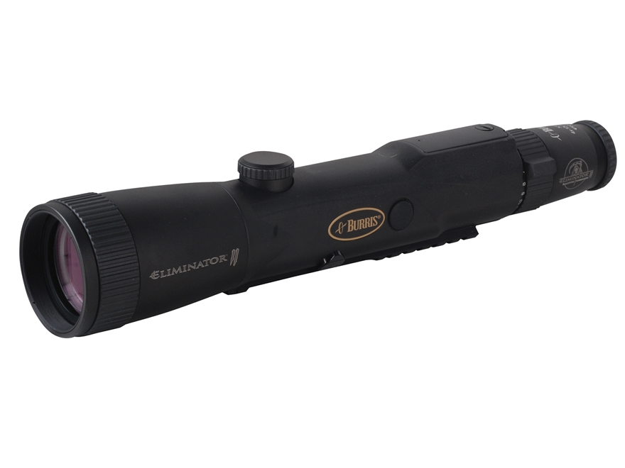 Burris Eliminator II Laser Rangefinding Rifle Scope 4-12x 42mm X38 Illuminated Reticle ...