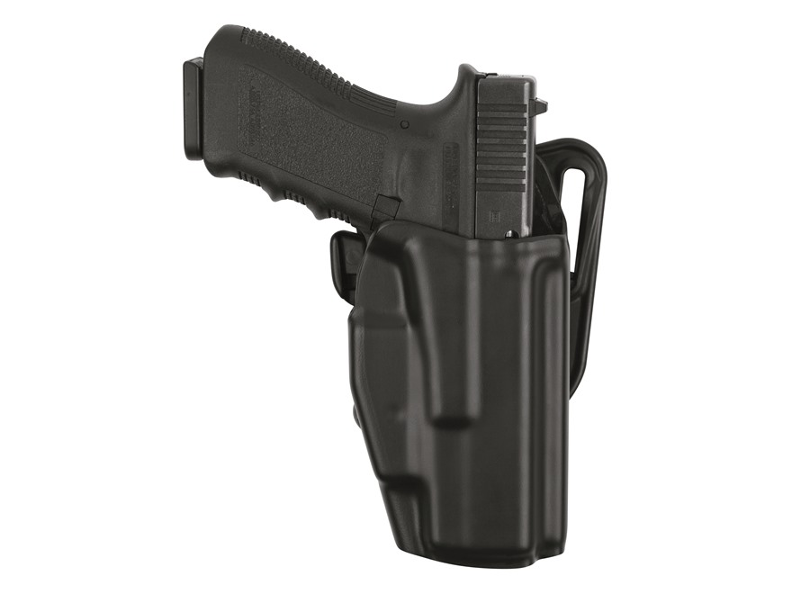 Safariland 5377 GLS (Grip Lock System) Belt Loop Holster Glock 17, 22 Polymer Black