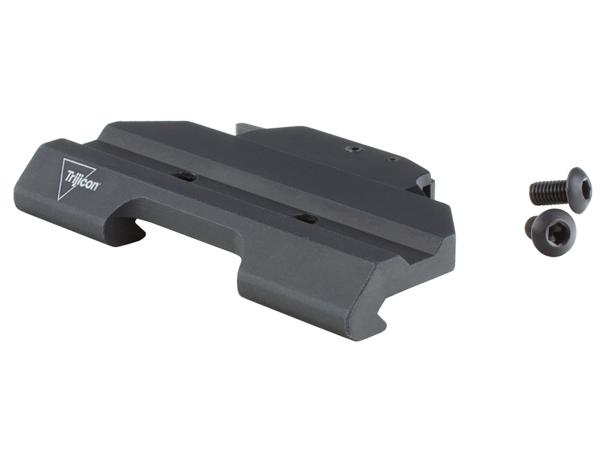 Trijicon Quick-Release Mount for 3.5x, 4x, 5.5x ACOG, 1-6x VCOG, and 1x 42mm Reflex wit...