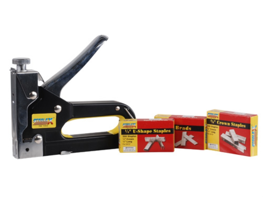 Steelex 3-in-1 Target Stapler Kit