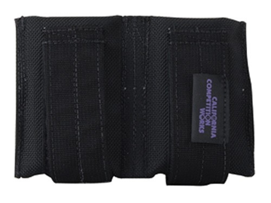 California Competition Works Double Magazine Pouch Double Stack Pistol Magazine Nylon B...