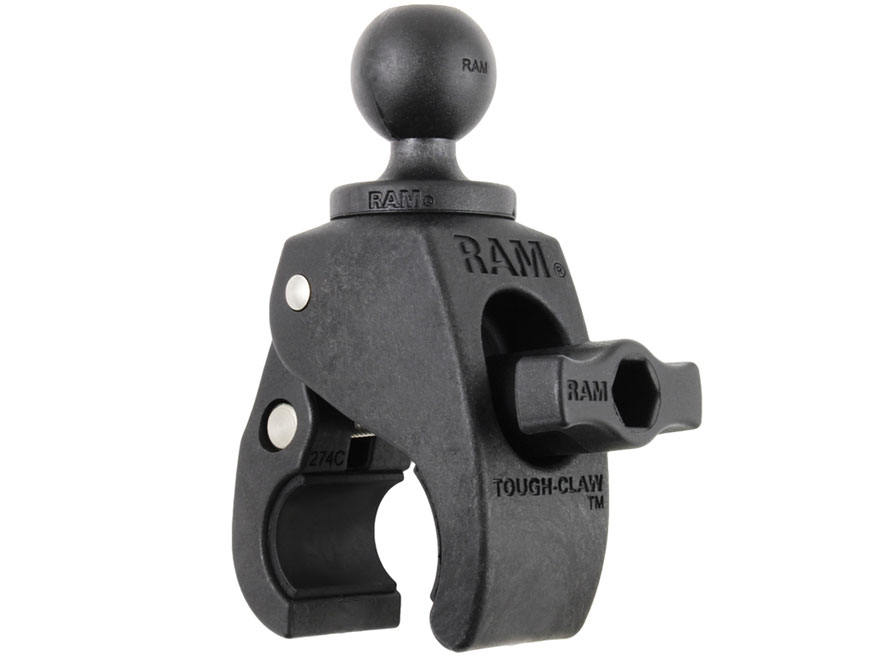 """RAM Mounts Tough-Claw with 1"""" Ball"""