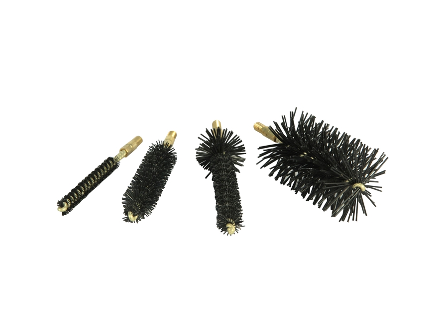 Pro-Shot Total Fouling Removal Kit AR-15 Rifle Brush 8 x 32 Thread Set of 4 Heavy Duty ...