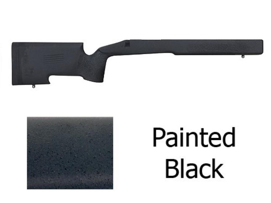 McMillan A-4 Rifle Stock Remington 700 ADL Long Action Varmint Barrel Channel Fiberglas...