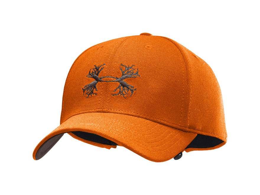 Under Armour UA Antler Cap Synthetic Blend Blaze Orange