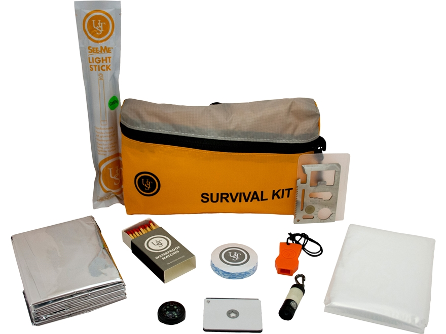 UST Featherlite Emergency Survival Kit 2.0 Orange