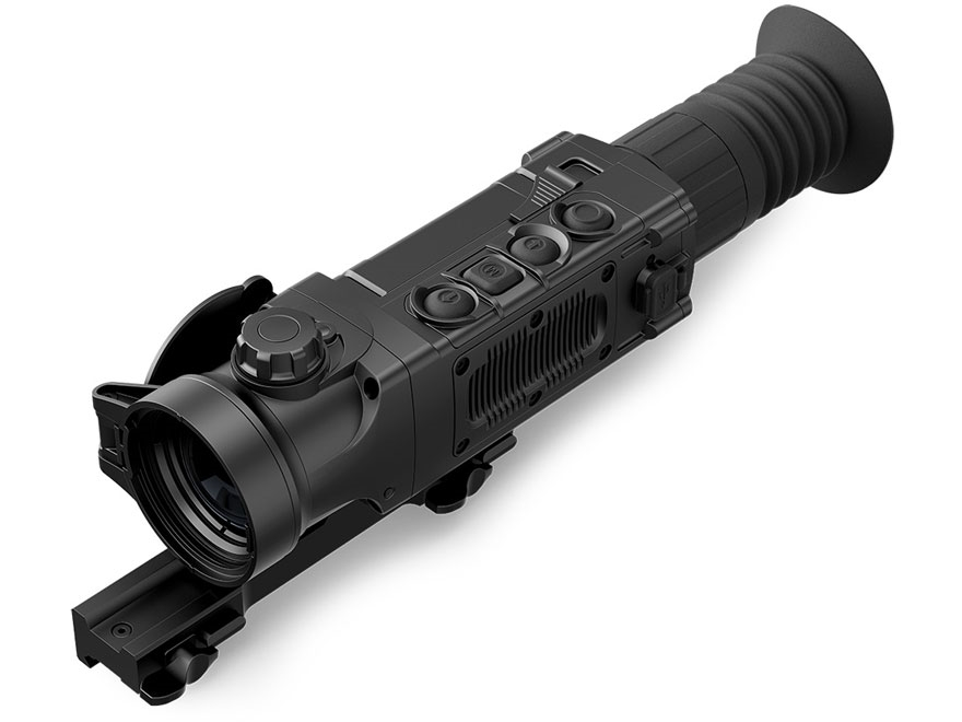 Pulsar Trail XP50 Thermal Rifle Scope 1.6-12.8x 42mm 640x480 Weaver-Style Mount Matte