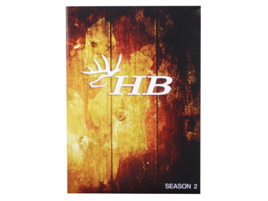 Heartland Bowhunter HBTV Season 2 Video DVD