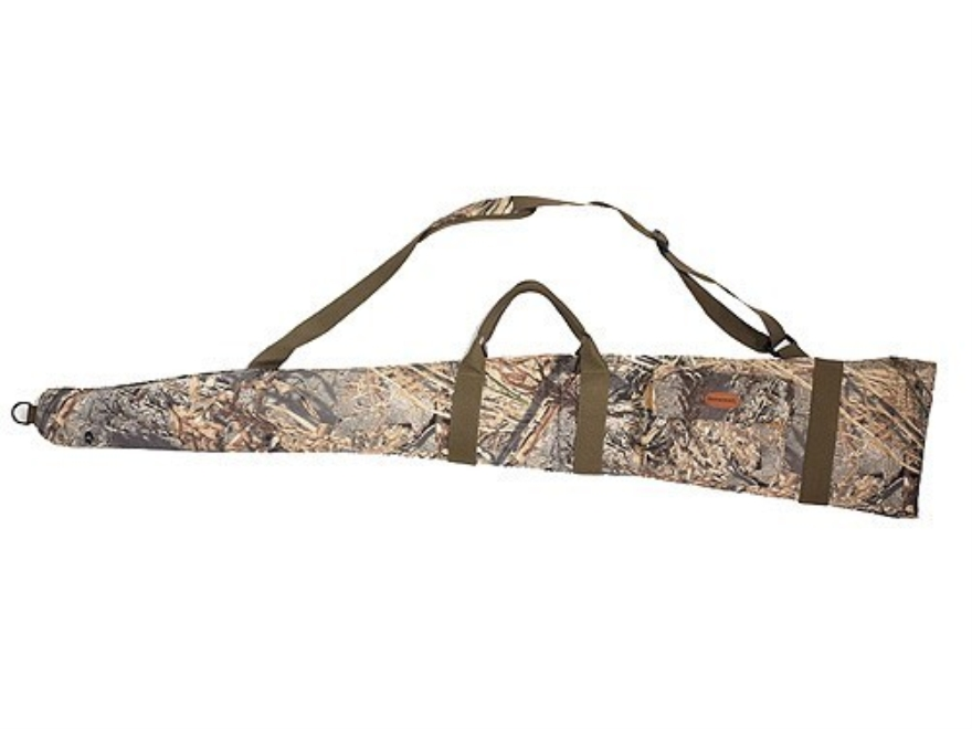 "Browning Bear River Shotgun Gun Case 52"" Polyester Mossy Oak Duck Blind Camo"