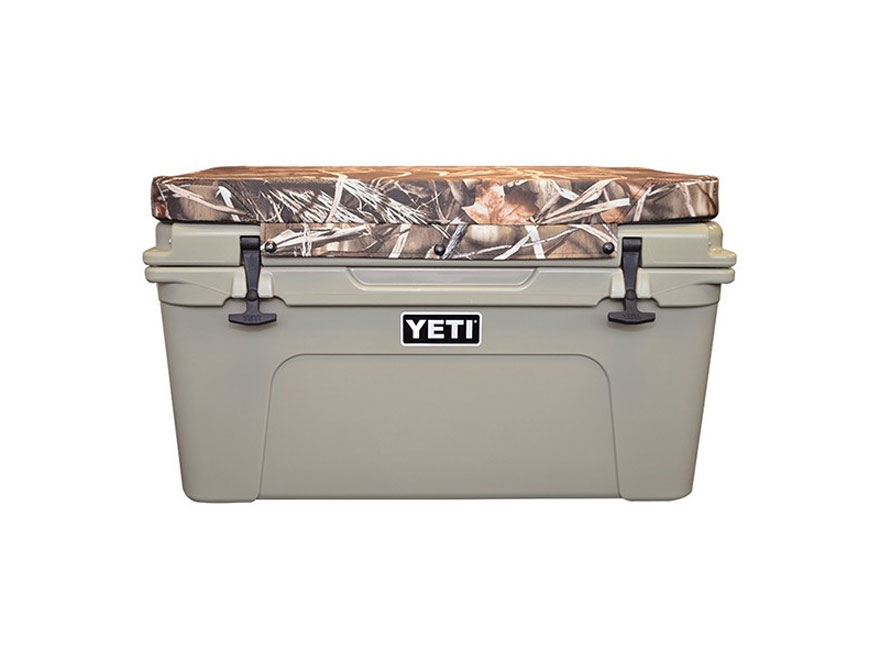 YETI Coolers Tundra Cooler Seat Cushion Realtree Max-4