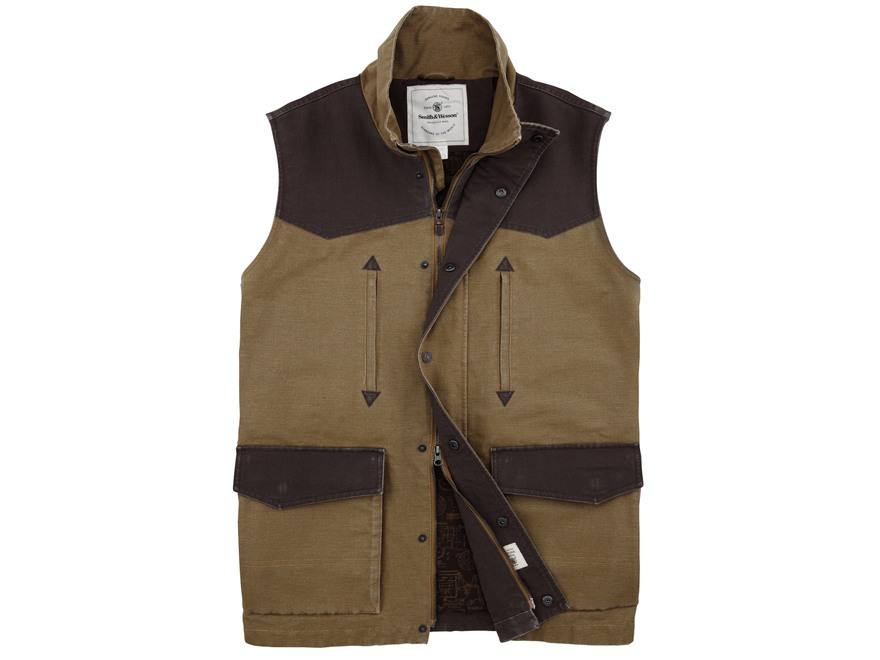 Smith & Wesson Range Vest Lager Large