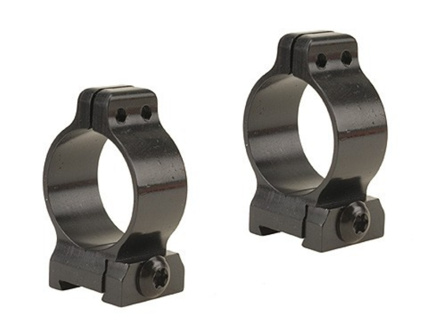 Talley Detachable Scope Rings with Screw Lock Matte